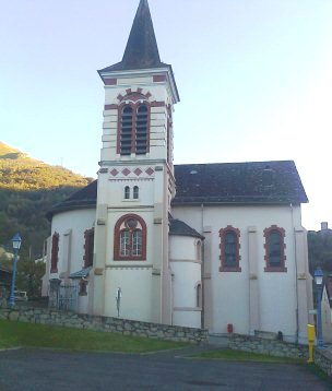 Eglise de Beaucens
