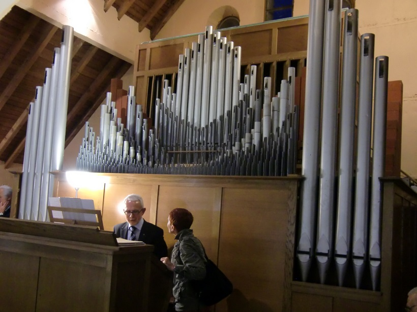 Pierrefitte orgue