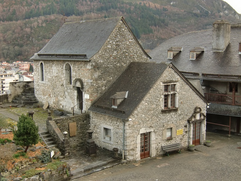 Chateau chapelle