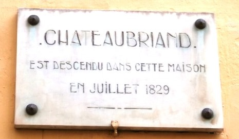 Cauterets plaque