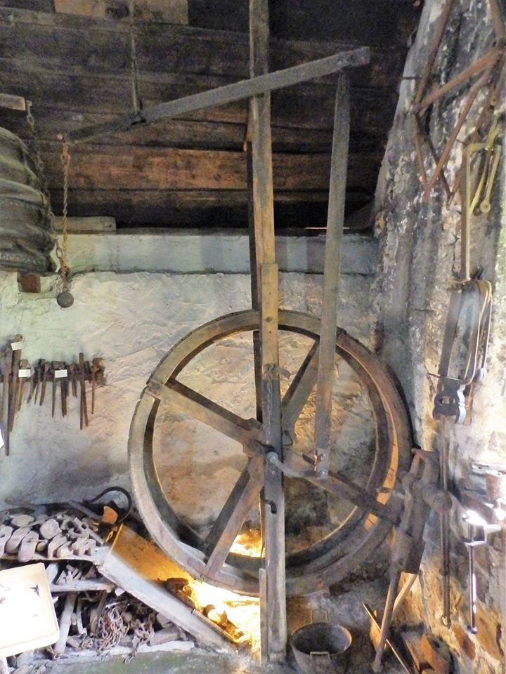 Forge roue